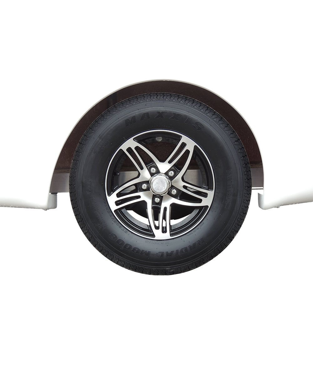 Alloy custom wheels