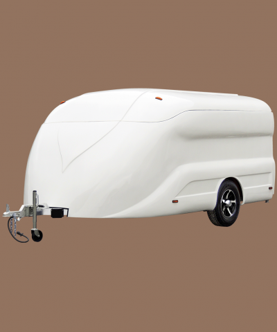 the ironhorse widebody motorcycle trailer