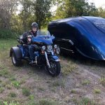 TRIKE TRAILER, MOTORCYCLE TRAILER