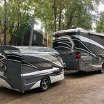 RV trailer from Ironhorse Trailers
